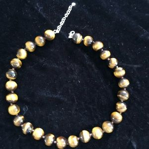 Jewelry - Tiger's Eye beaded necklace